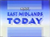 EAST MIDLANDS TODAY (Jan. 7 1991-1995)