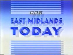 EAST MIDLANDS TODAY (Jan. 7 1991-1995)