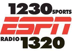 ESPN Sports Radio WEEX 1230 WTKZ 1320