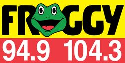 Froggy WOGG 94.9-WOGI 104.3