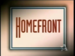 Homefront 1992 Title Card