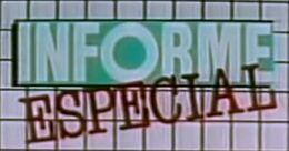 Informe especial TVN 1987