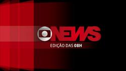 Jornal GloboNews - Edição das 08h vinheta 2013