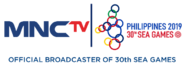 MNCTV Logo Sea Games 2019