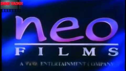 Neo Films logo VIVA byline
