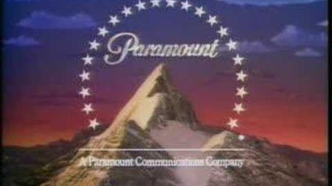 Paramount Television Logo (1991)