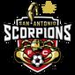 San Antonio Scorpions FC logo (one gold star)