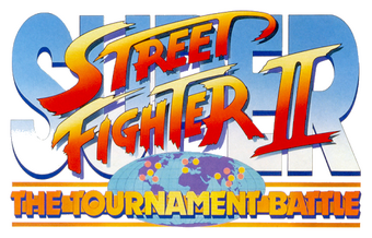 Super Street Fighter Ii Logopedia Fandom
