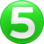 Viisi-TV-Kanava-Channel-Suomi-Finland-Logo