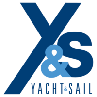 Yacht and sail
