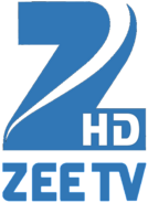 Zee TV HD Logo 2014