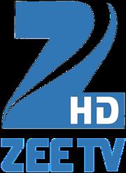Zee TV HD Logo 2014