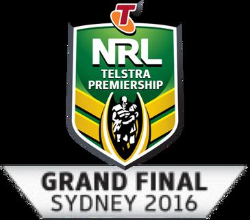 2016 NRL GF Logo