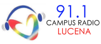 Campus Radio 91.1 Lucena Logo 2003
