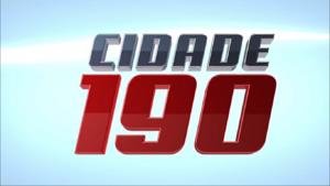 Cidade 190 - Logo 2016