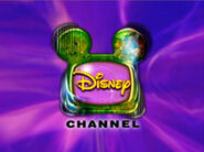 Disney Channel Logo 2002