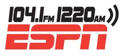 ESPN WZBK 104.1 FM 1220 AM