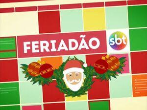 Feriadão SBT Natal