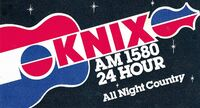 KNIX AM 1580