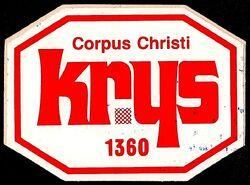 KRYS AM 1360