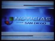 Kbnt noticias univision san diego evening package 2002