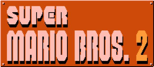 Super Mario Bros The Lost Levels Logopedia Fandom