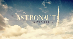 The Astronaut Wives Club abc logo