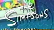 The Simpsons, white logo used in promos