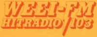 WEEI FM Boston 1982