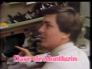1980 Eyewitness News opening graphics - Talent - Dave deMontluzin