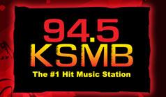 94.5 KSMB logo