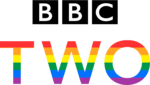 BBC Two Gay Brittania logo 2017
