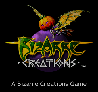 Bizarre Creations 2000 Logo