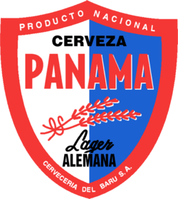 Cerveza Panama 60s logo