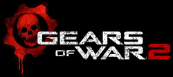 Gears of war 2logo