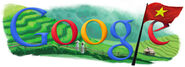 Google Vietnam National Day