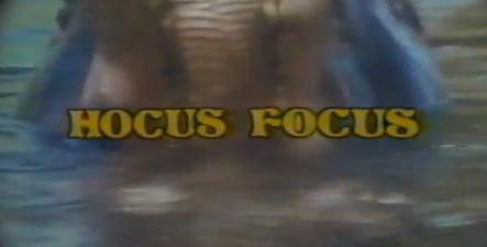 Hocus Focus TV Series Opening Image