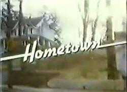 Hometown Intertitle