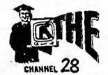 KTHE logo