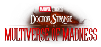 Marvel's Doctor Strange in the Multiverse of Madness Logo
