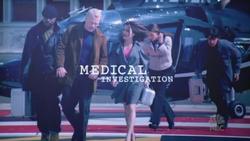Medical Investigation titlecard