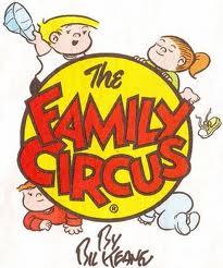 The family circus logo