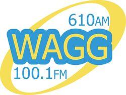 WAGG 610 AM 100.1 FM