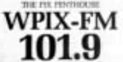 WPIX FM New York 1966