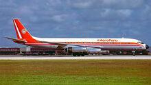 Aeroperu Avion