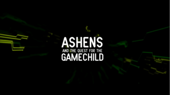 Ashens and the Quest for the GameChild in-film