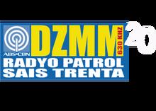DZMM LOGO 20th 2006