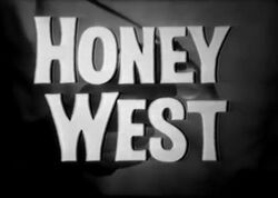 Honey West 1965 Pilot