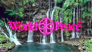 MDE - World Peace Logo