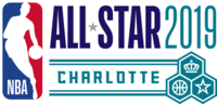 NBA All-Star 2019 logo